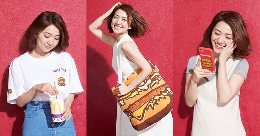 Setelah KFC, McDonald's juga rilis koleksi fashionnya yang hits abis