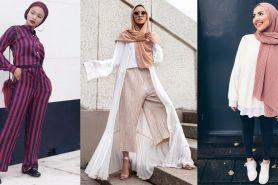 10 Tips outfit untuk hijaber saat cuaca panas terik, nyaman & stylish