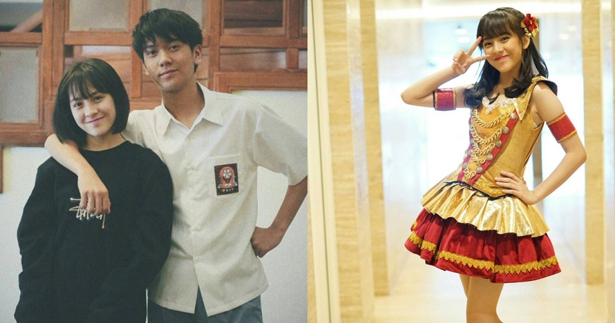10 Fakta Adhisty Zara, member JKT48 yang ikut bintangi film Dilan