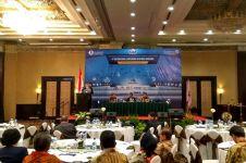 Konferensi asuransi ini dihadiri delegasi dari berbagai belahan dunia