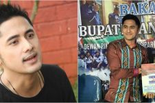 Perjalanan karier Hengky Kurniawan, dari aktor lalu terjun ke politik