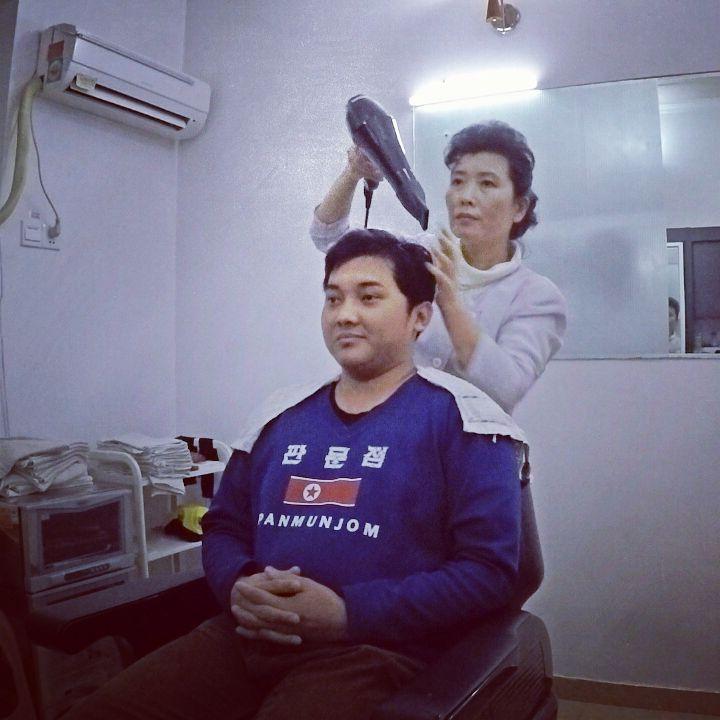 youtuber indonesia ini kuak kehidupan di korea utara © 2017 instagram