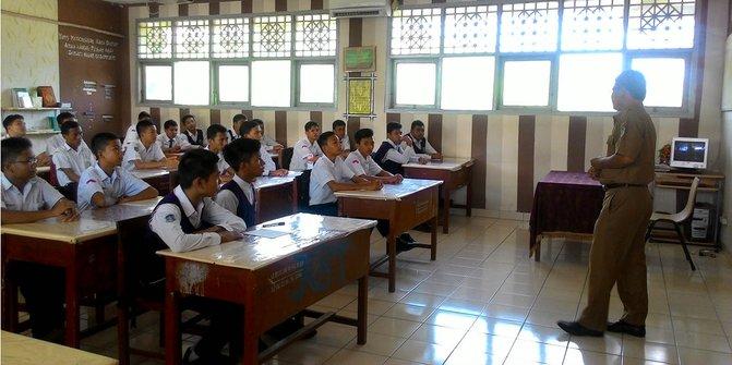 Ini lho tipe-tipe murid berdasar posisi tempat duduknya di kelas