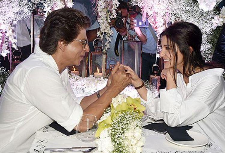 Bukan istrinya, Shah Rukh Khan justru ajak aktris ini kencan