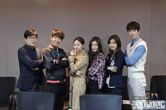 Criminal Minds Korea BTS  © 2017 brilio.net