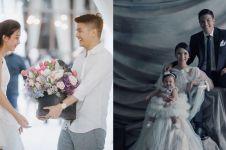 10 Tahun bersama, ini 13 potret romantis Glenn Alinskie-Chelsea Olivia