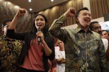 Intip beda gaya 3 asisten cantik yang dampingi para menteri Jokowi