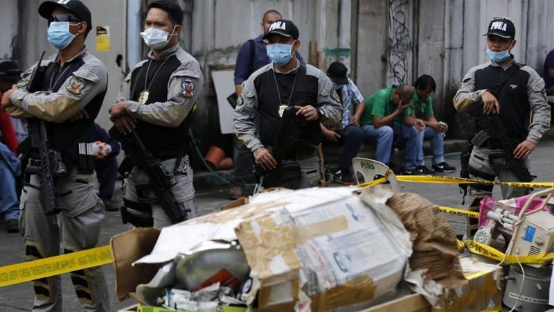 Wali kota dan istrinya ditembak mati gara-gara narkoba