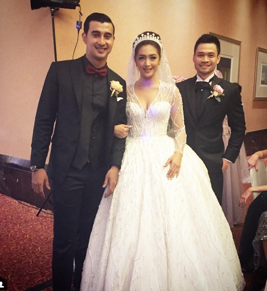Keluarga Nabila Syakieb Dan Ali Syakieb