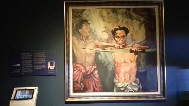 Rayakan 72 tahun Indonesia, 48 lukisan istana dipamerkan ke publik