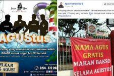 Nama-nama ini bawa berkah di Indonesia, ada yang gratis masuk wahana