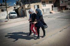 16 Potret bagaimana rasanya tumbuh sebagai perempuan di jalur Gaza
