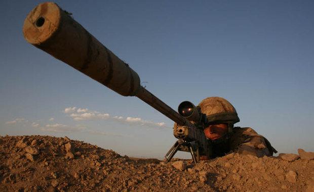 Jarak terjauh seseorang masih bisa ditembak sniper ada yang