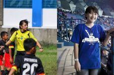 Siapa sangka gadis imut asal Tasikmalaya ini adalah wasit sepak bola