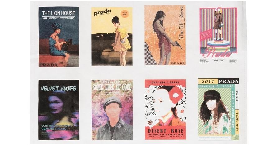 Prada rilis koleksi terbaru bertajuk 'Poster Girl', temanya feminisme