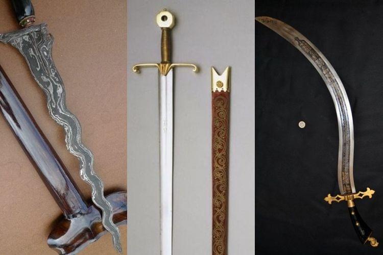 10 Pedang Kuno Paling Sakti Di Dunia Keris Indonesia Salah Sat