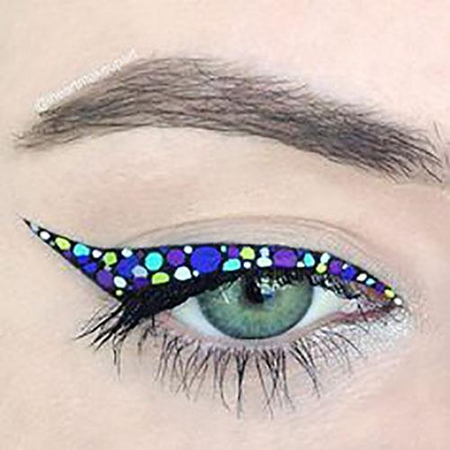 tren eyeliner ngehits  © 2017 berbagai sumber