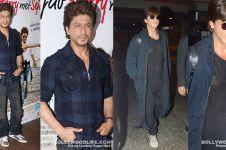 7 Foto Shah Rukh Khan ubah penampilannya menjadi bak berusia 21