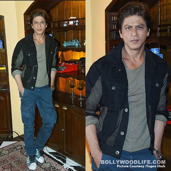 Shah Rukh Khan Outfit For Jab Harry © 2017 brilio.net
