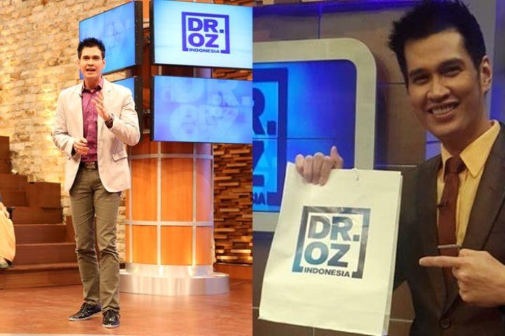 Nostalgia 10 momen dr Ryan Thamrin memandu acara Dr OZ Indonesia