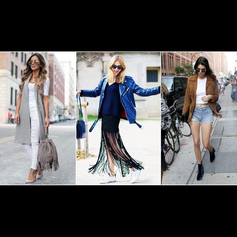 7 Cara kenakan fringe item, bisa bikin tampilanmu makin edgy & glamor