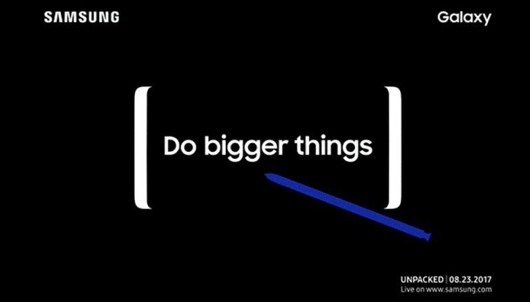 Galaxy Note 8 segera dirilis, 7 rumor ini paling ditunggu kebenarannya