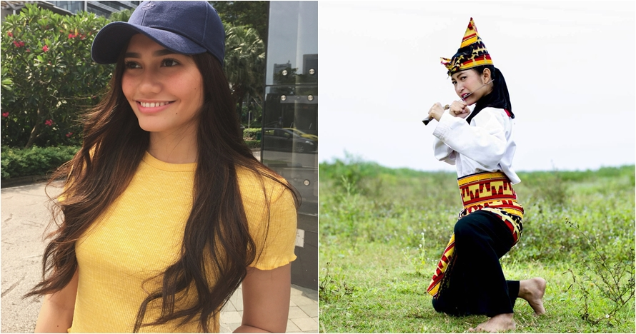 6 Potret Pesilat Cantik Indonesia Nggak Gengsi Lestarikan Tradis