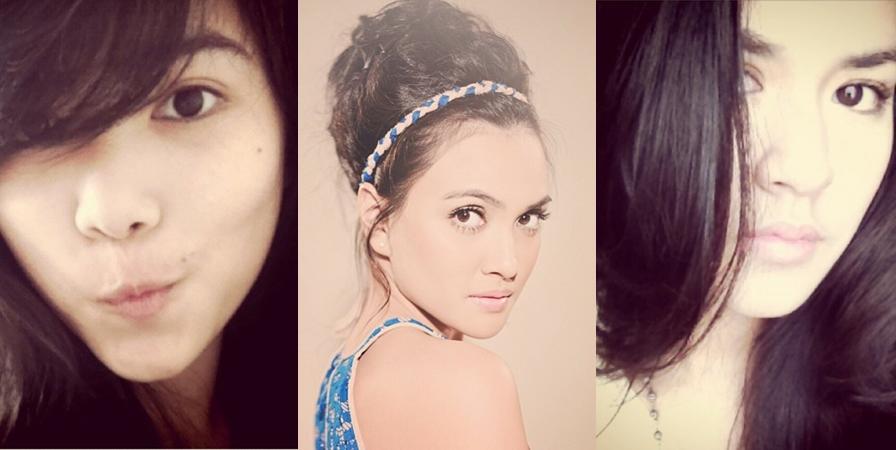 Foto Instagram pertama 7 artis cewek Tanah Air, siapa paling cantik?