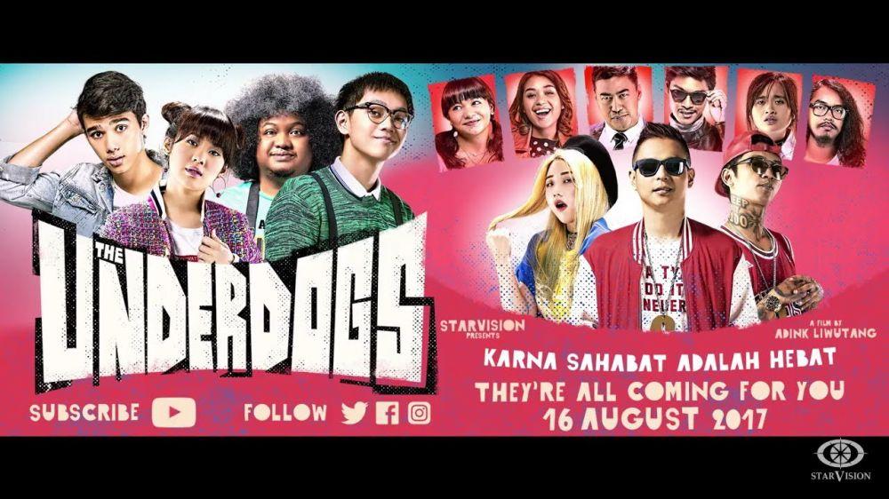 7 Film Indonesia ini akan segera tayang di akhir 2017