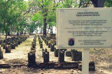 Pulau mistis ini saksi sejarah pemberian gelar 'haji' di Indonesia