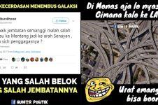 7 Meme Habiburokhman salah jalan ini kocaknya bikin geleng-geleng