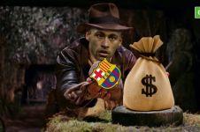 10 Foto editan Neymar ke PSG, dicap matre sana-sini