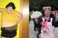 10 Gaya berpakaian yang bikin nggak abis pikir, lucu