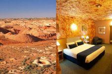 10 Kota bawah tanah di dunia, mulai dari misterius hingga mewah