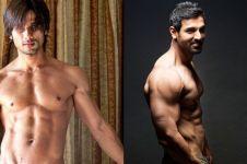Nggak nyangka, 5 aktor Bollywood berbadan kekar ini rupanya vegetarian
