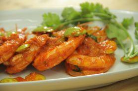 Udang pete balado siap menggoyang lidah pecinta seafood, ini resepnya