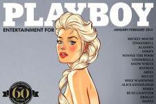 Begini jadinya jika 10 putri Disney jadi model sampul majalah Playboy