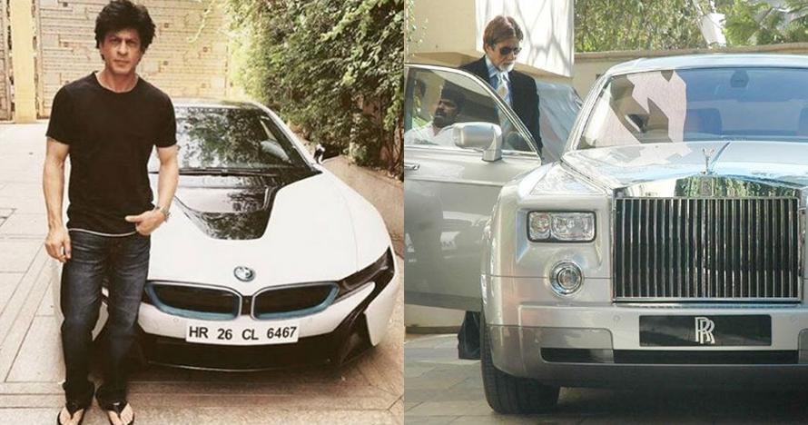 10 Seleb Bollywood ini punya mobil termahal, ada seharga Rp 24 miliar