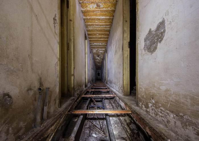 10 Potret bunker rahasia peninggalan Hitler, suasananya mencekam