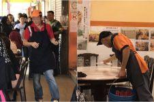 Bos restoran tampar pekerja di depan pengunjung ini buat geram netizen