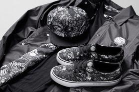 7 Fashion item DC Shoes X Darbotz ini ternyata karya seniman Indonesia