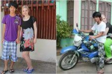 Cinta tak kenal jarak, cewek Kanada ini datangi kekasihnya di Filipina