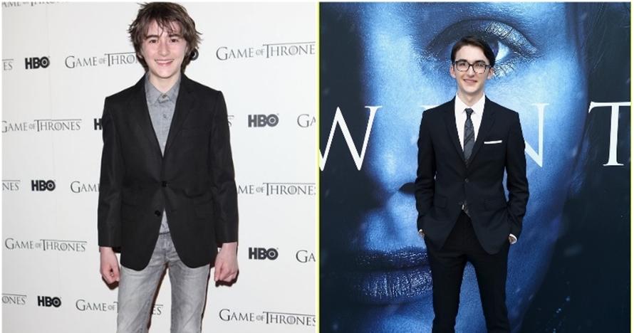 Perbandingan penampilan 10 pemain Game of Thrones season 1 vs season 7
