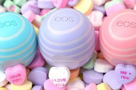 Jadi favorit seleb dunia, EOS rilis pelembap bibir edisi spesial