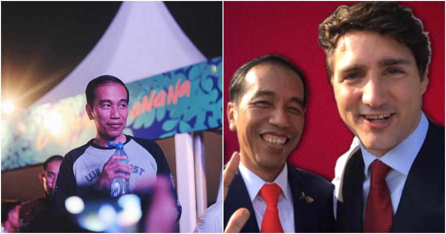 6 Bukti ini tunjukkan kalau Jokowi memang presiden gaul, keren deh