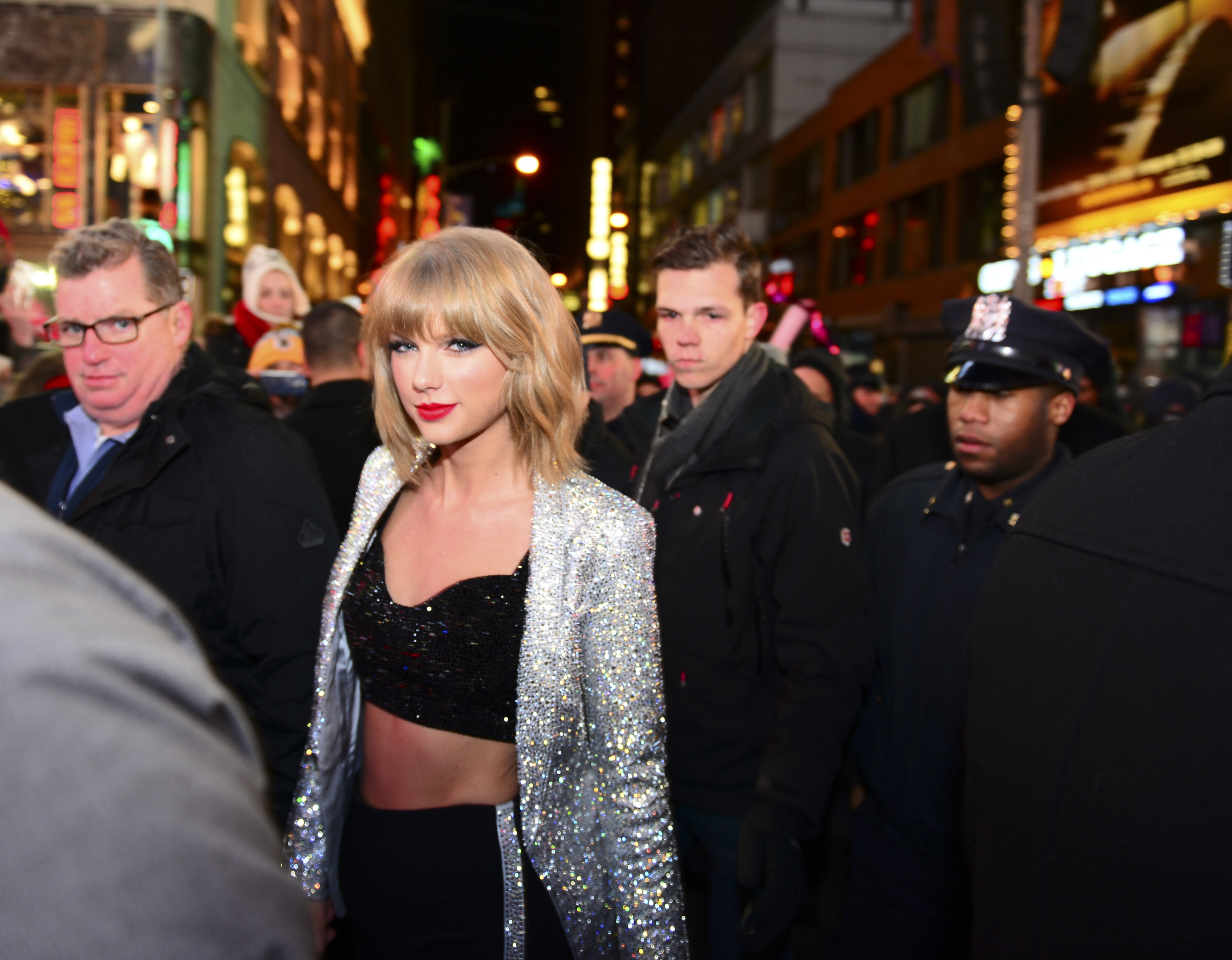 Taylor Swift Sues Man Over Sexual Assault