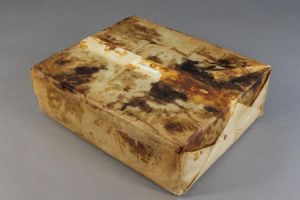 Roti berumur 106 tahun ditemukan di Antartika, begini bentuknya