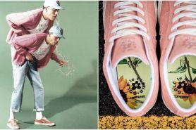 Penuhi obsesi anak kekinian, Converse rilis sneakers warna pink