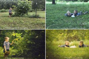 11 Foto amatir vs pro bukti jam terbang bikin foto biasa jadi perfect