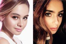 5 Foto bukti Sahila Hisyam 'kembar' dengan aktris Hollywood ini